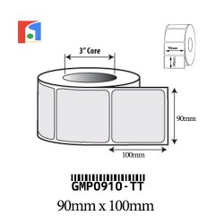 Decal 100mm x 100mm,50m