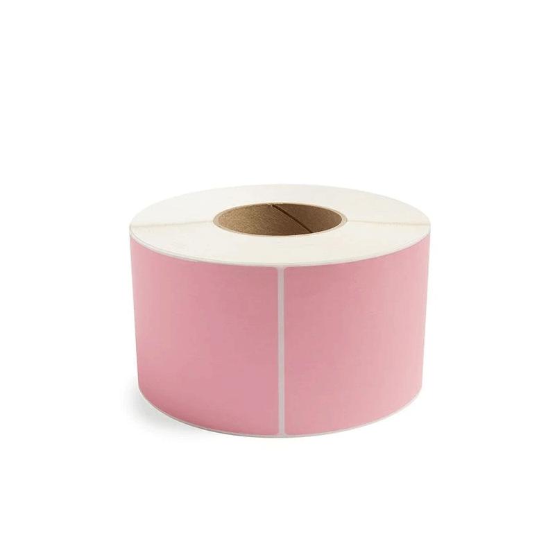 Decal chuyển nhiệt Màu hồng 4inch x 6inch x 100m